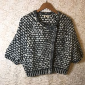 Anthropologie MOTH cropped cardigan medium